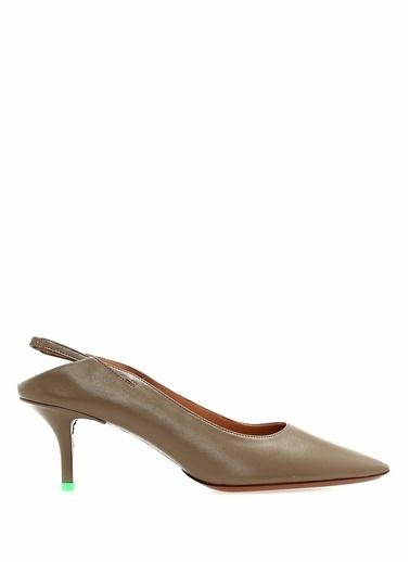 Vetements Ayakkabı Vizon